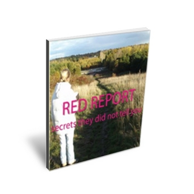 Product picture The Red Report: Cure Teen and Adult Cutting(Stop Self Harm)